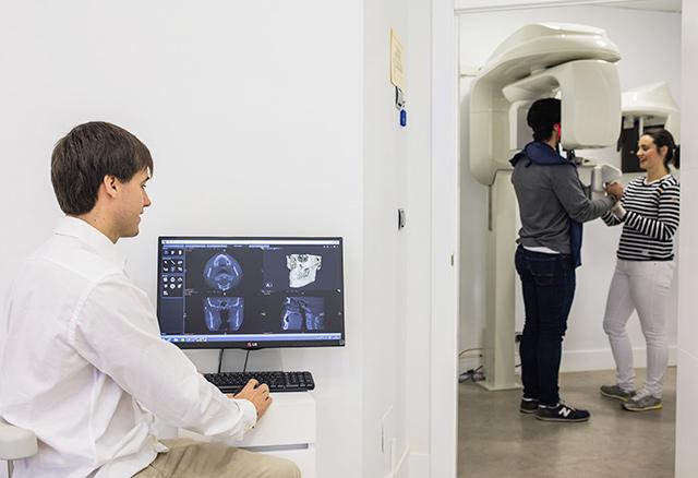 3D IMAGING. Última tecnología en escáner intraoral